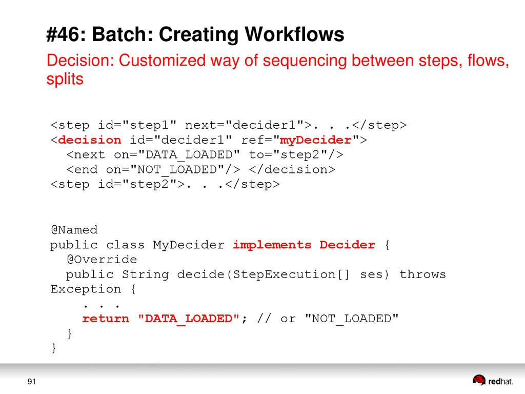 "91 #46: Batch: Creating Workflows <step id=""ste..."