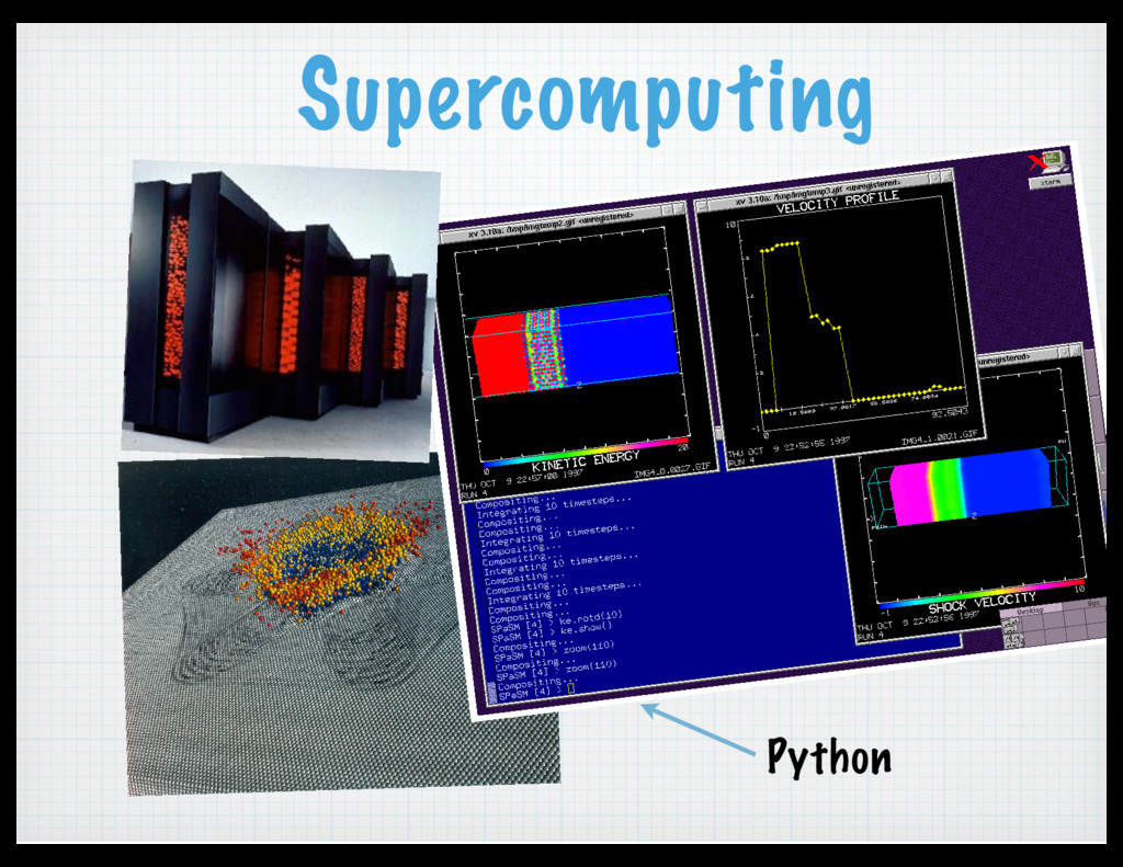 Supercomputing Scriptable Scientific Software be...