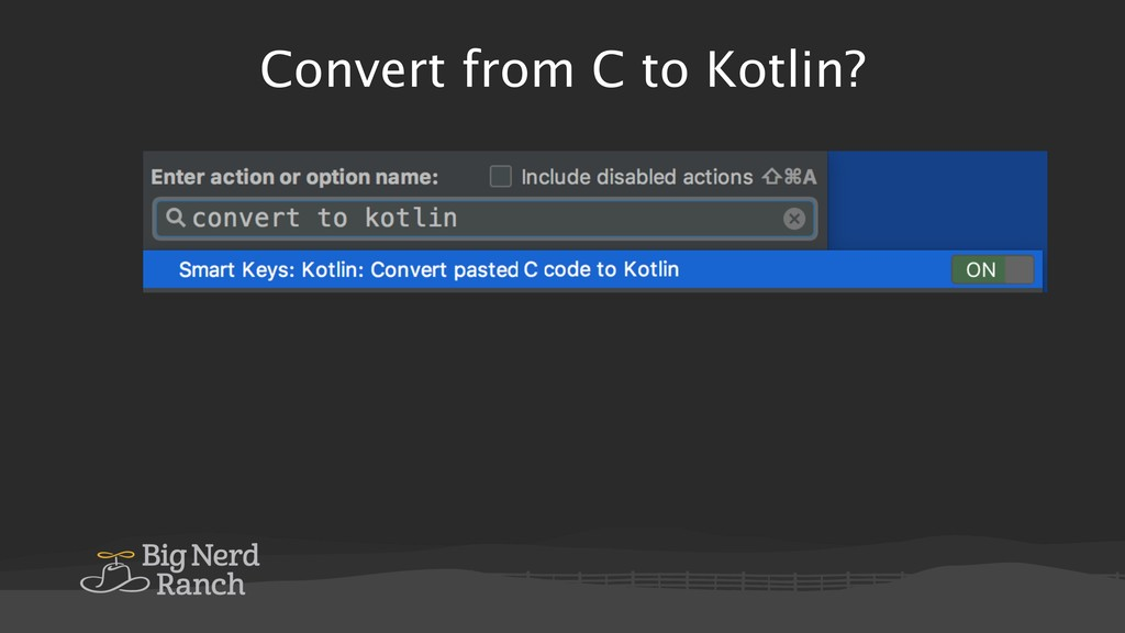 Convert from C to Kotlin?