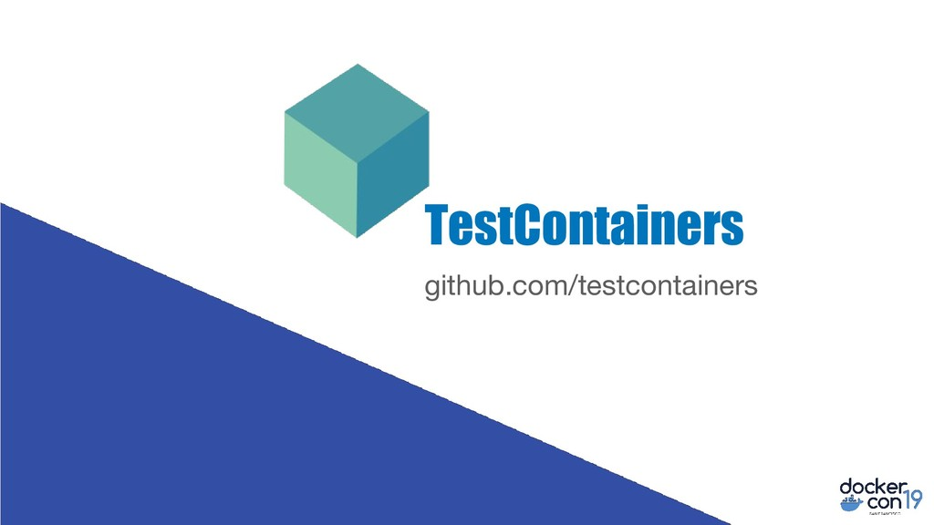 github.com/testcontainers TestContainers