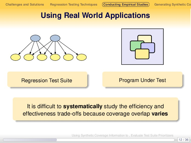 Challenges and Solutions Regression Testing Tec...