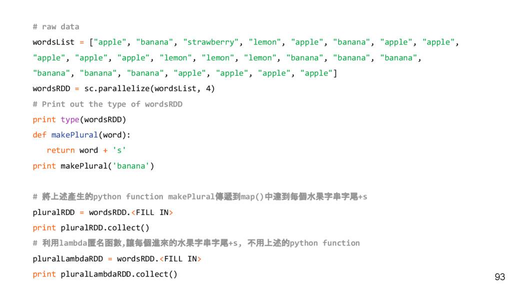 "93 # raw data wordsList = [""apple"", ""banana"", ""..."