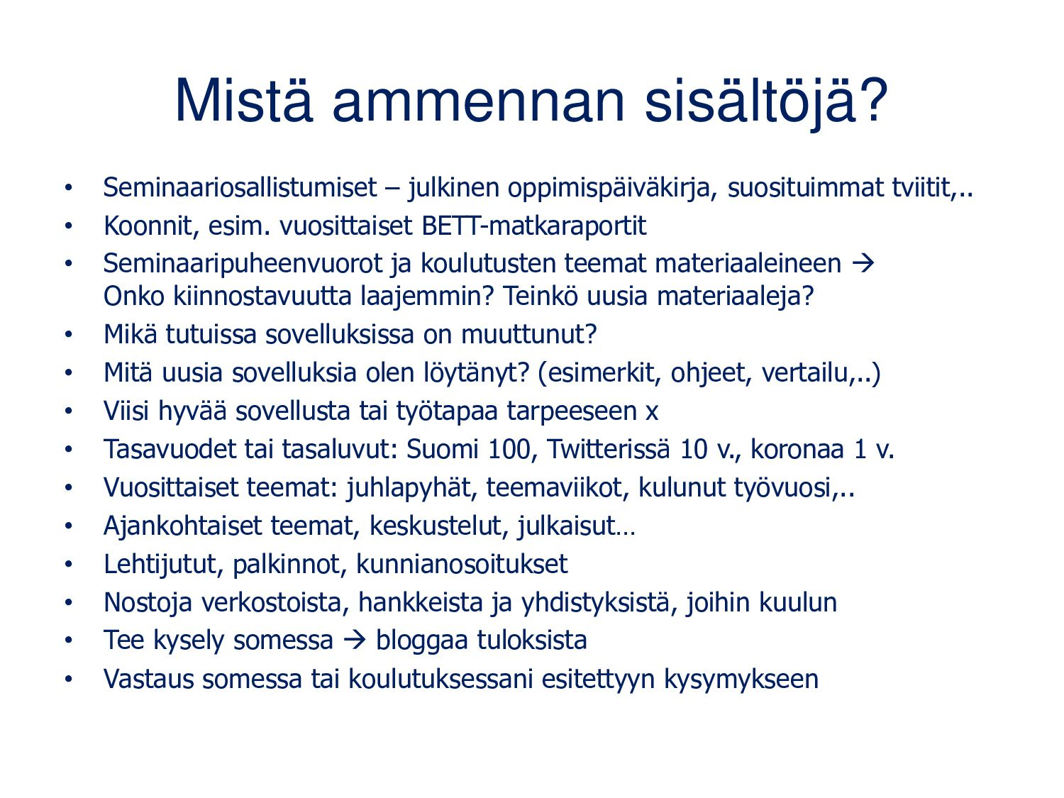 Laadukkaat blogikommentit youtube.com/watch?fea...