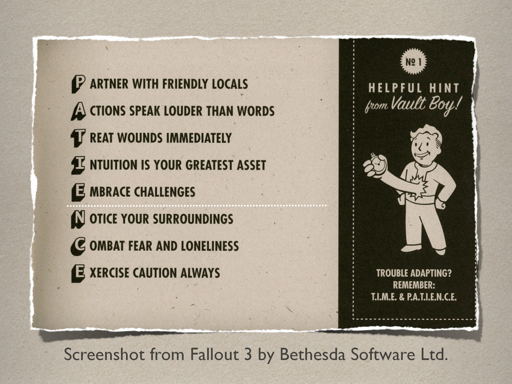Screenshot from Fallout 3 by Bethesda Software ...