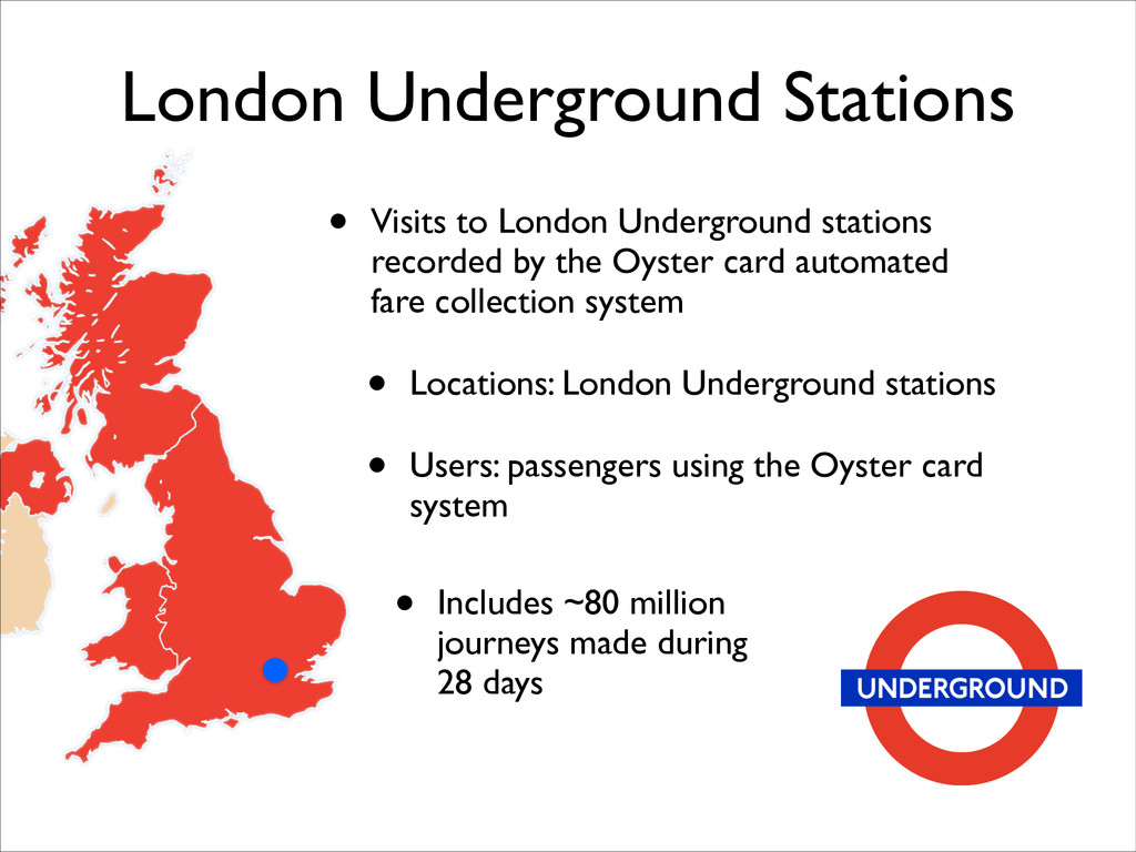 London Underground Stations • Visits to London ...