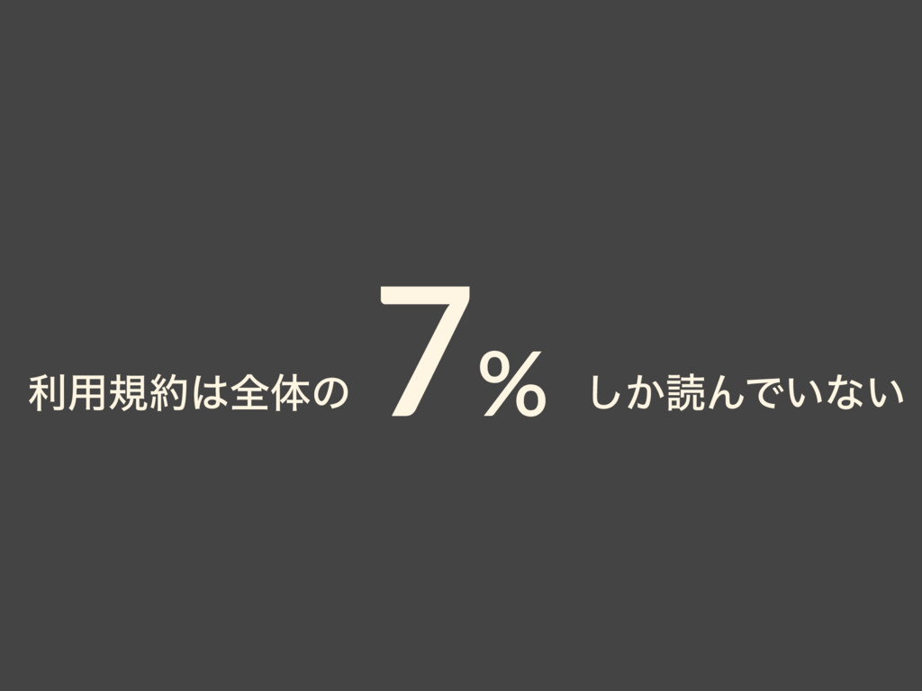 7% ར༻نશମͷ ͔͠ಡΜͰ͍ͳ͍