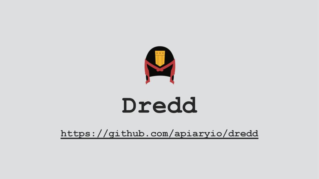 Dredd https://github.com/apiaryio/dredd