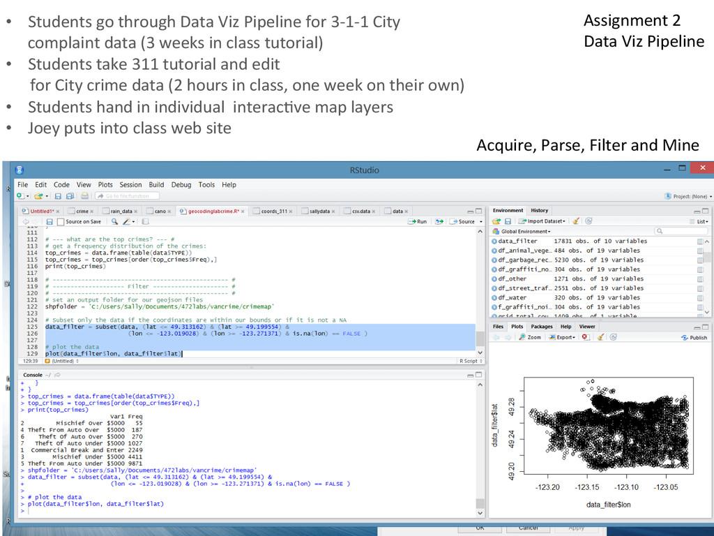 Assignment 2   Data Viz Pipeline...