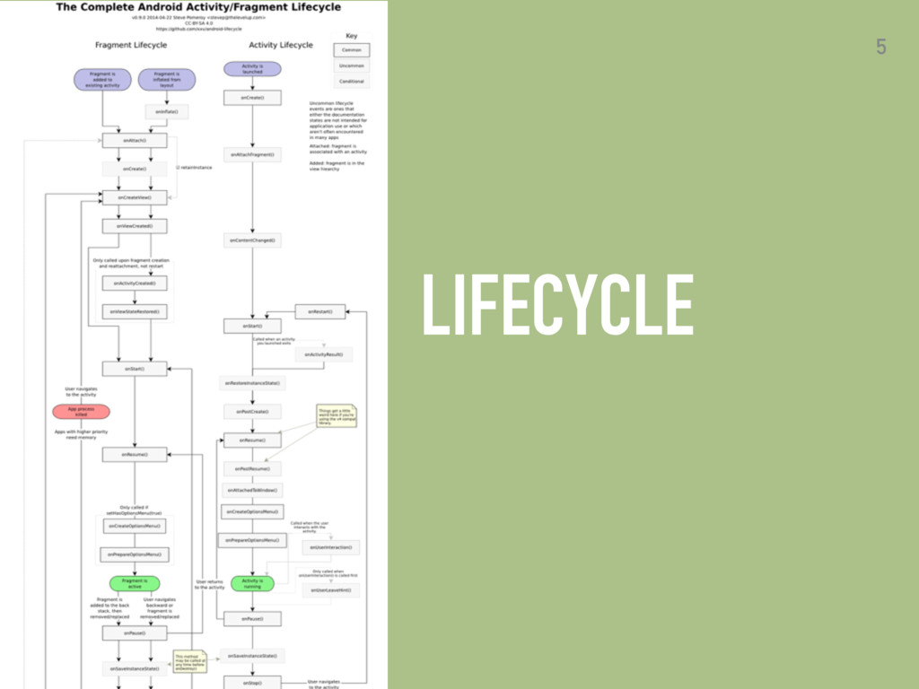 LIFECYCLE 5