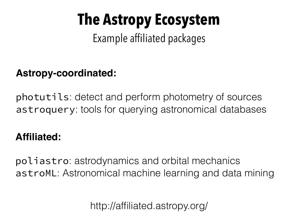 Astropy-coordinated: photutils: detect and perf...