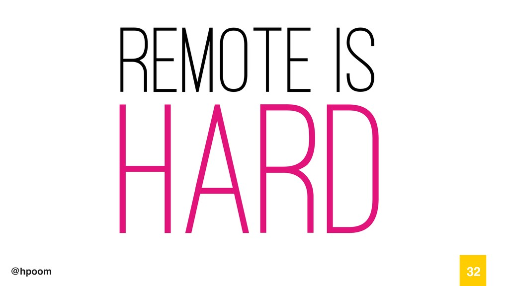 @hpoom Hard 32 Remote is
