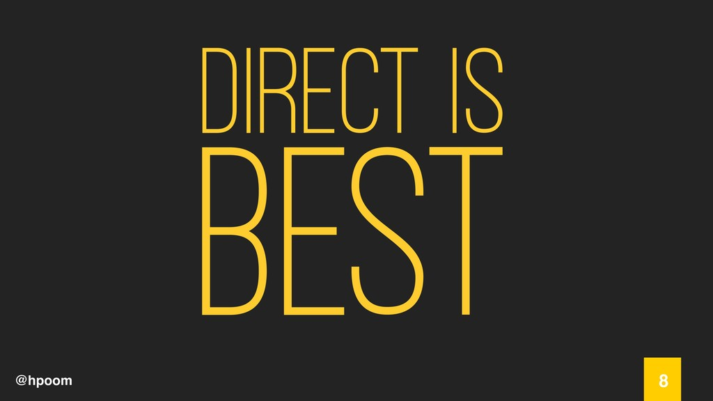 @hpoom Best 8 Direct is