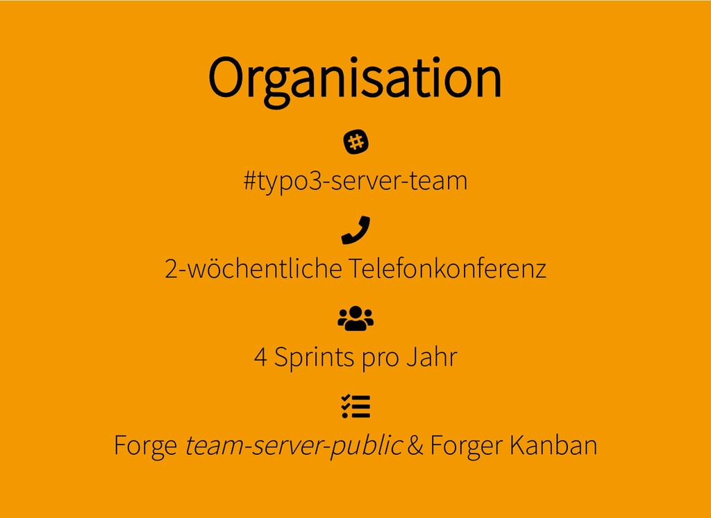 Organisation Organisation #typo3-server-team 2-...