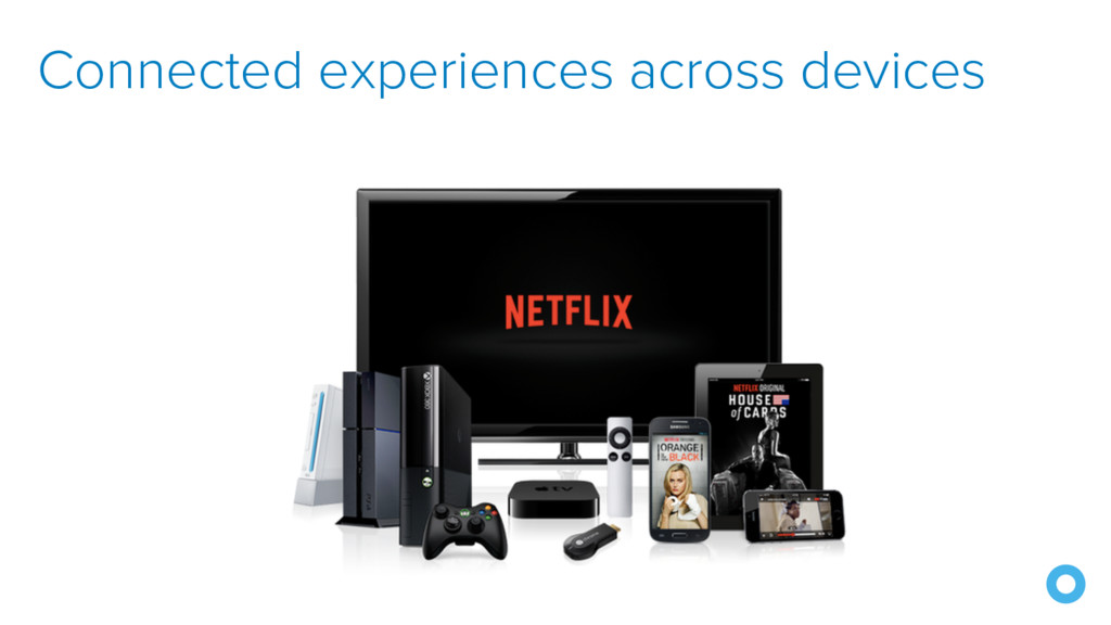 Connected experiences across devices