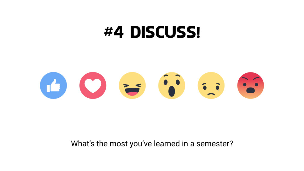 What's the most you've learned in a semester? #...