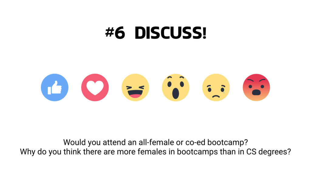 Would you attend an all-female or co-ed bootcam...