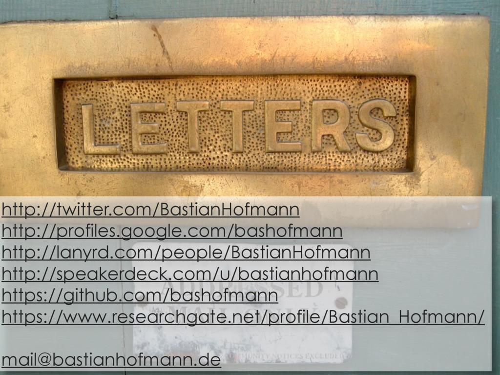 http://twitter.com/BastianHofmann http://profil...