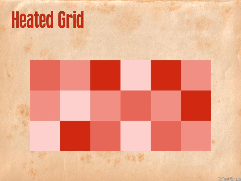 Heated Grid @