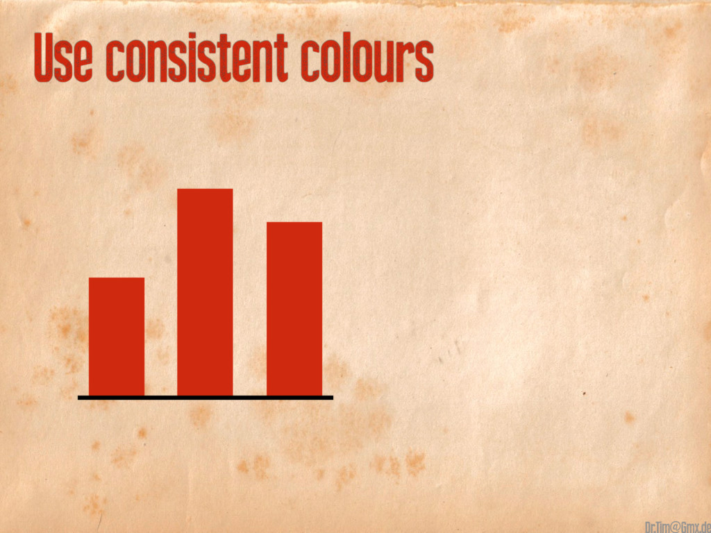 Use consistent colours @