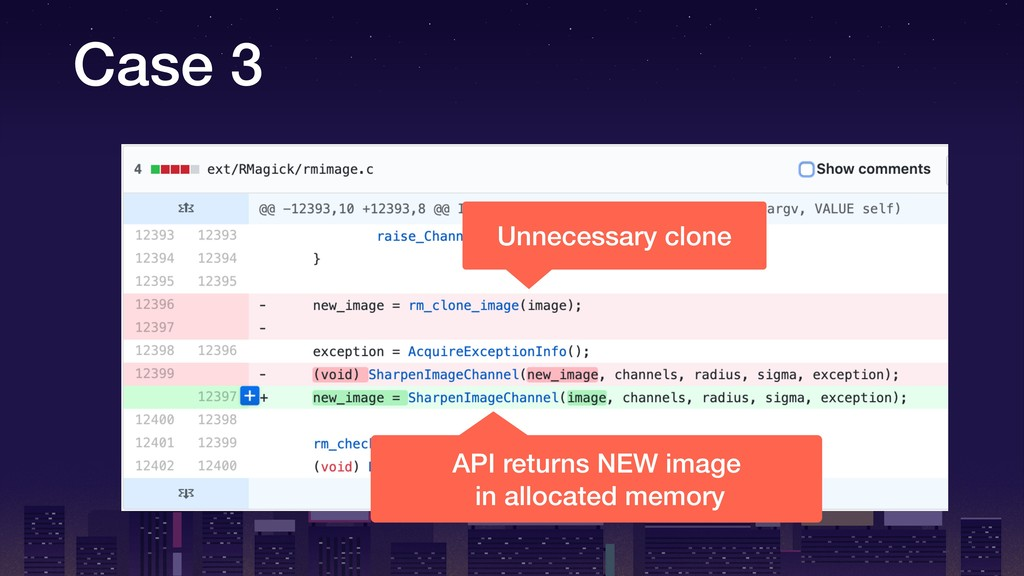 Case 3 Unnecessary clone API returns NEW image ...