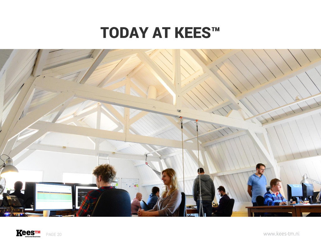 TODAY AT KEES™ PAGE 20