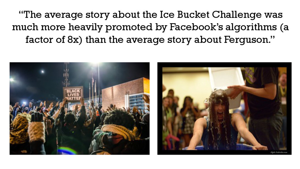 """""""The average story about the Ice Bucket Challen..."""