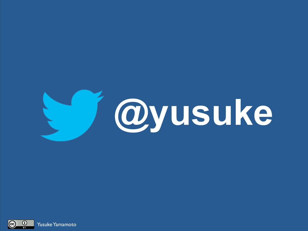 @yusuke Yusuke Yamamoto
