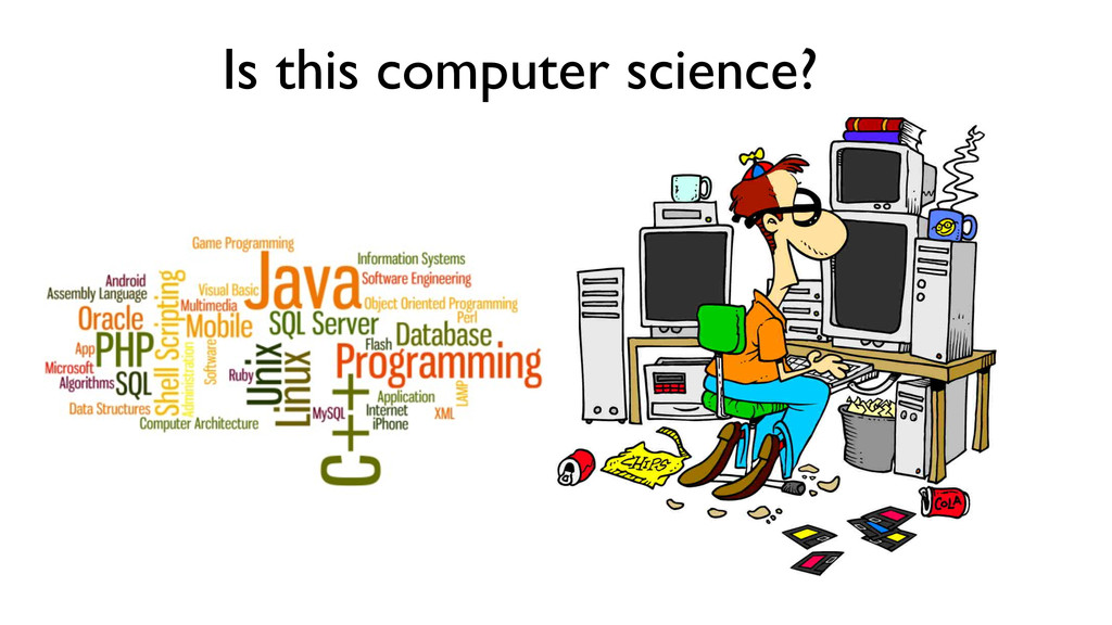 Is this computer science?