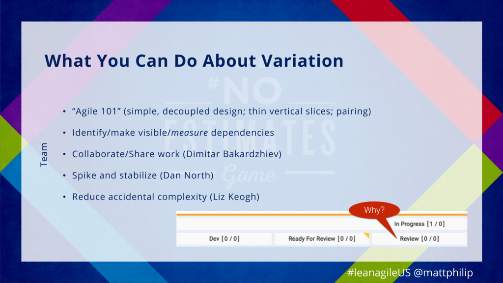 """What You Can Do About Variation • """"Agile 101"""" (..."""