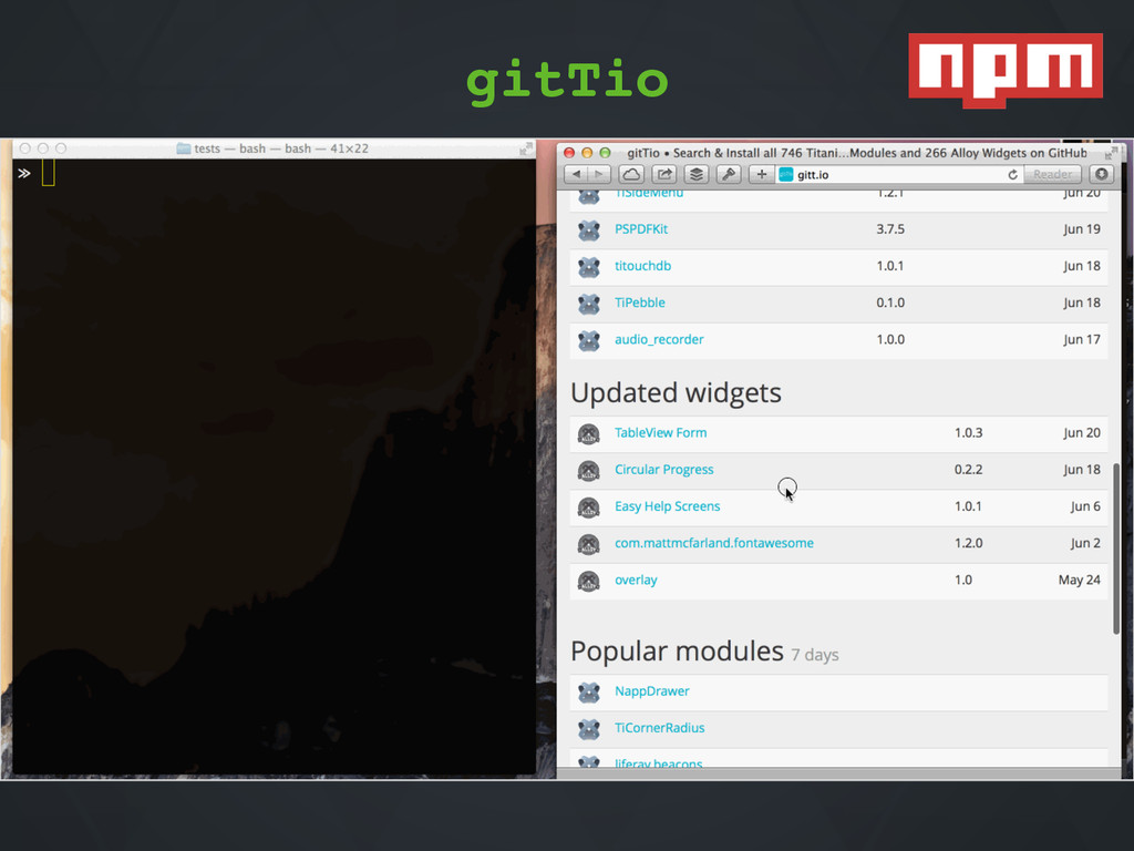 "gitTio""1""http://gitt.io"" gitTio"