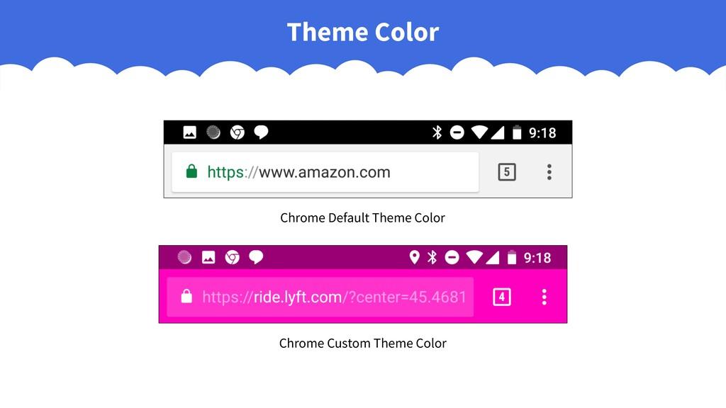 Theme Color Chrome Default Theme Color Chrome C...