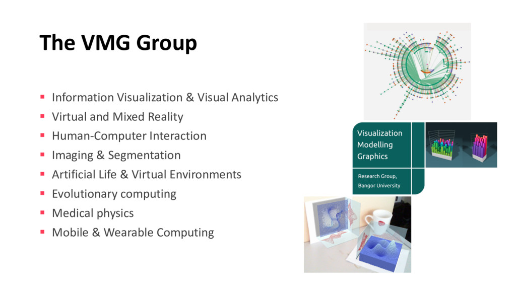 The VMG Group § Information Visualization & Vis...