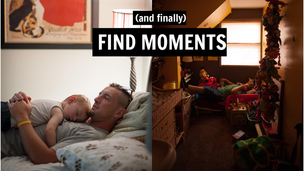 (and finally) FIND MOMENTS
