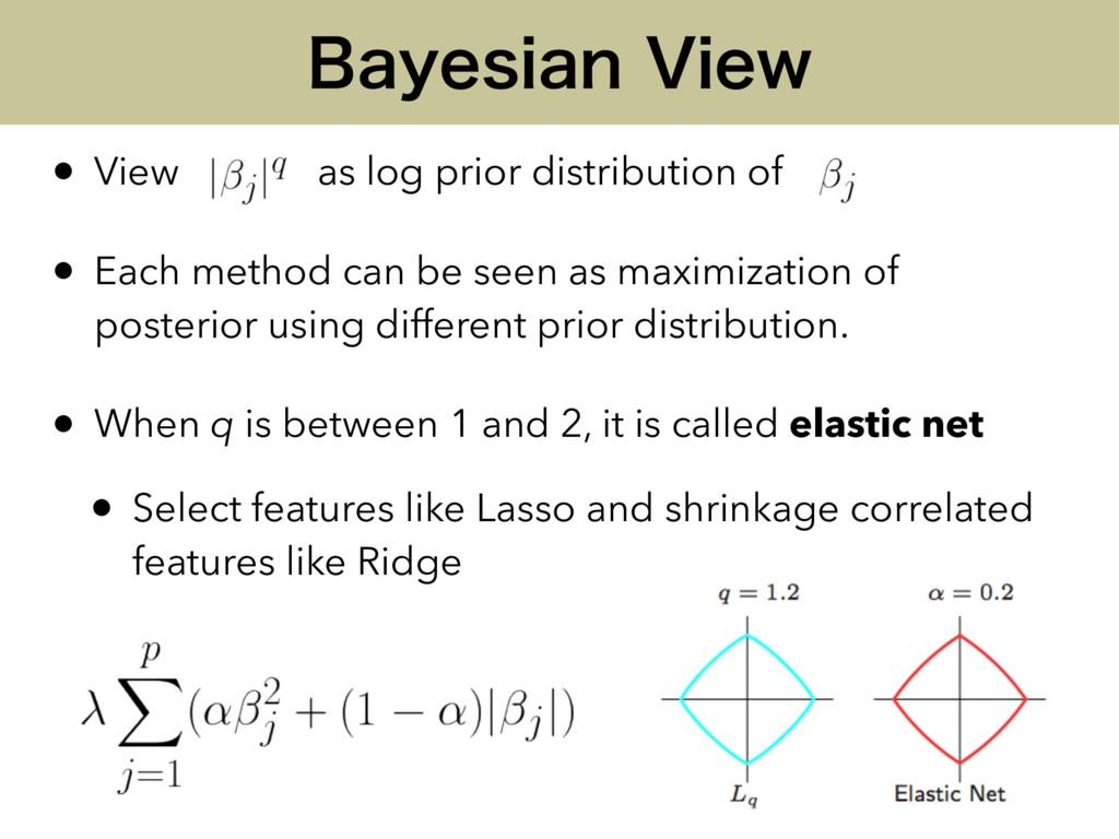 #BZFTJBO7JFX • View as log prior distribution ...