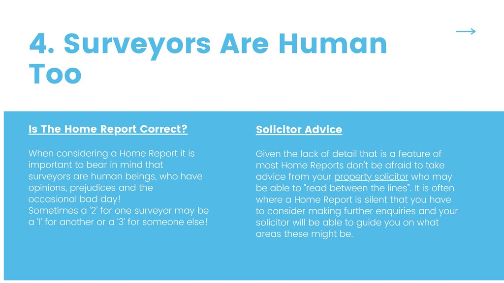 4. Surveyors Are Human Too Is The Home Report C...