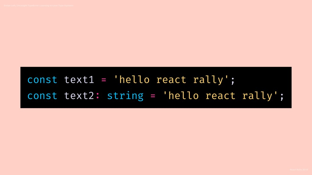 React Rally 2018 Swipe Left, Uncaught TypeError...