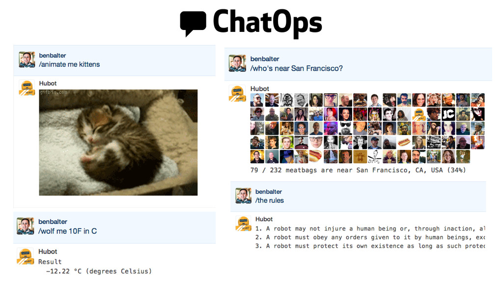 7 ChatOps