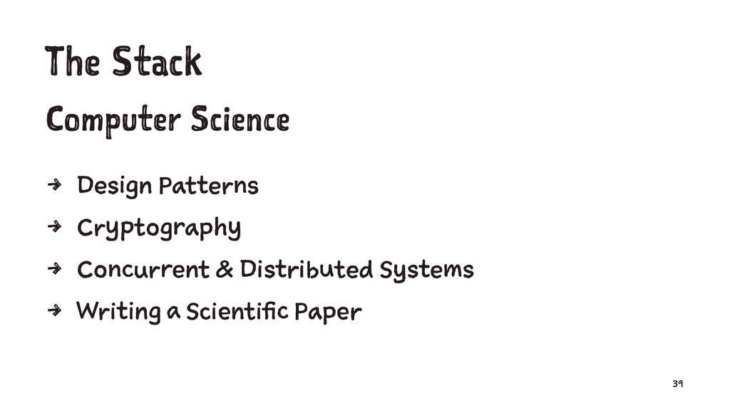 The Stack Computer Science 4 Design Patterns 4 ...