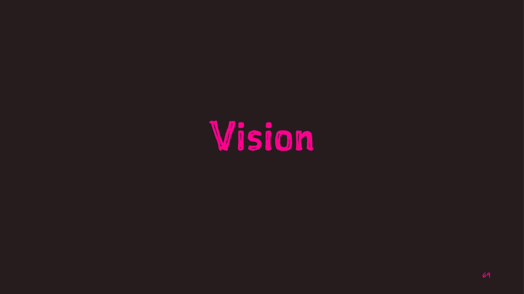 Vision 69