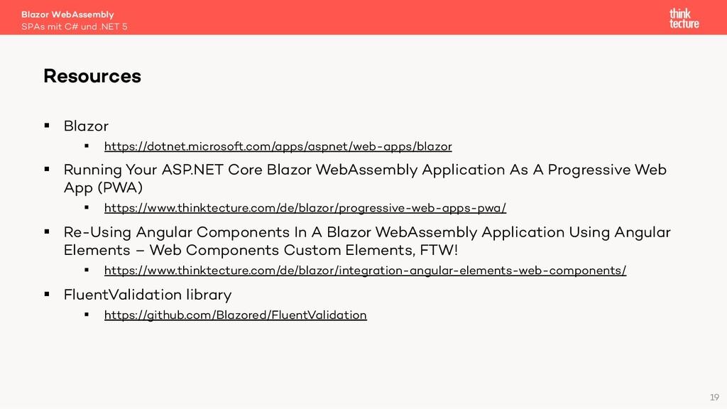 19 § Blazor § https://dotnet.microsoft.com/apps...