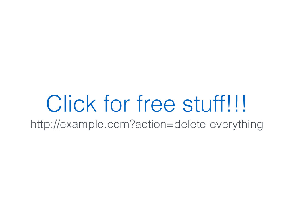 Click for free stuff!!! http://example.com?acti...
