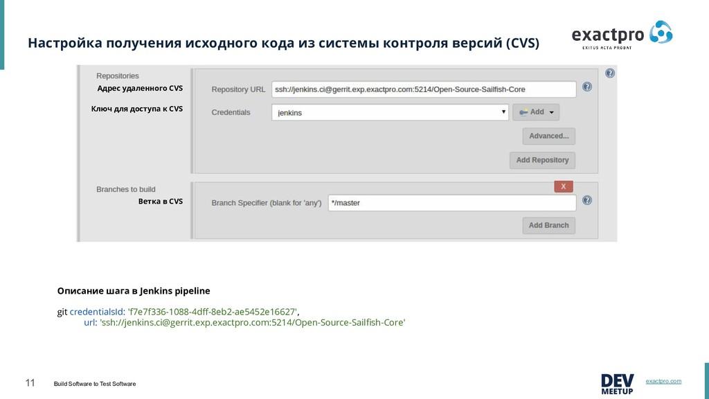 11 Build Software to Test Software exactpro.com...