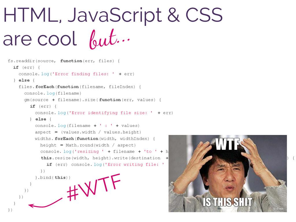 fs.readdir(source, function(err, files) { if (e...