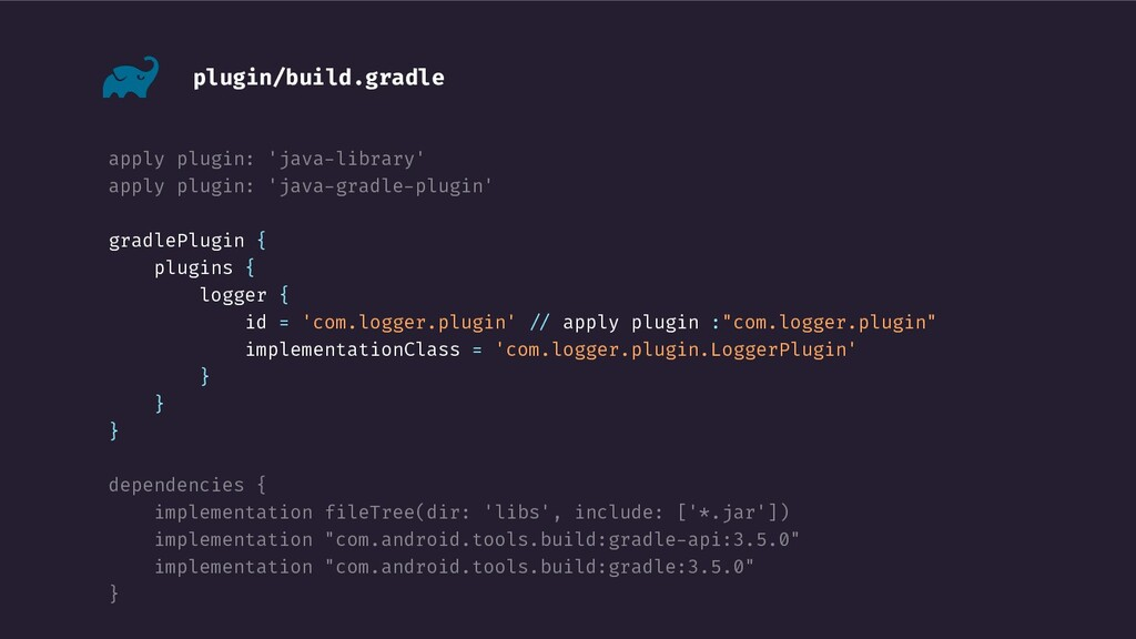 plugin/build.gradle apply plugin: 'java-library...