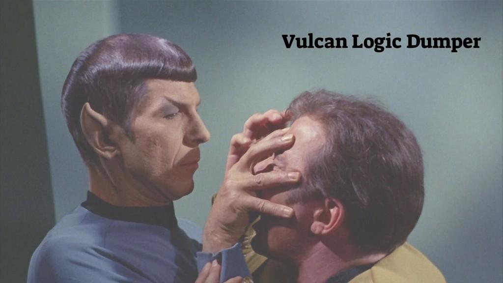 Vulcan Logic Dumper