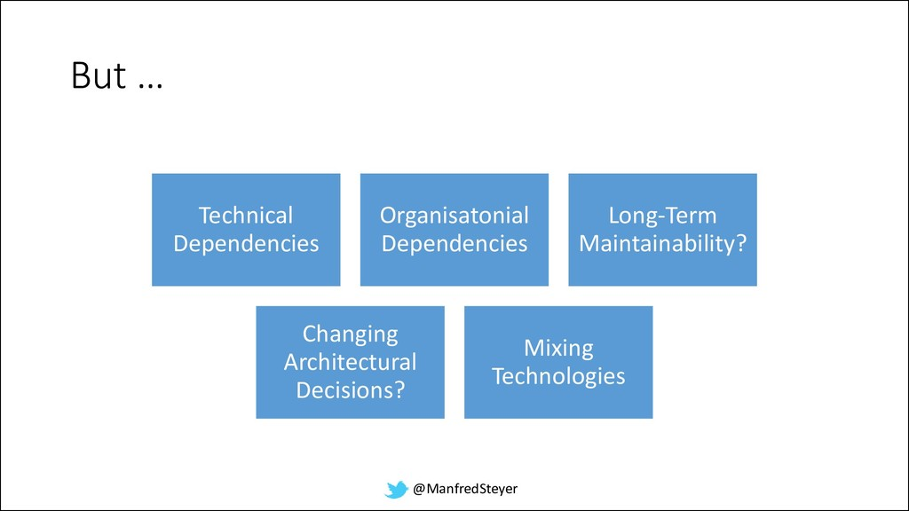 @ManfredSteyer But … Technical Dependencies Org...