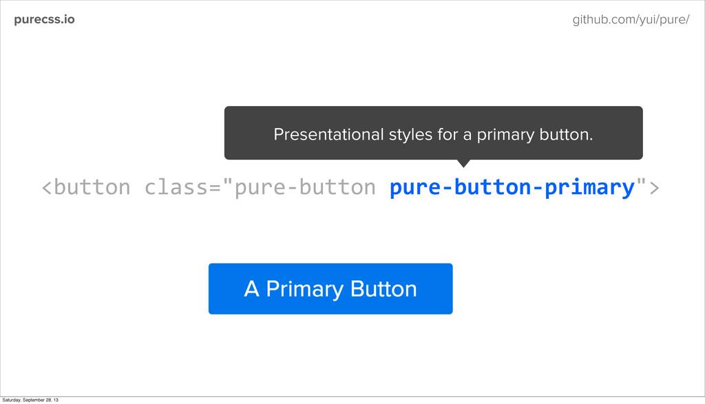purecss.io github.com/yui/pure/ <button clas...