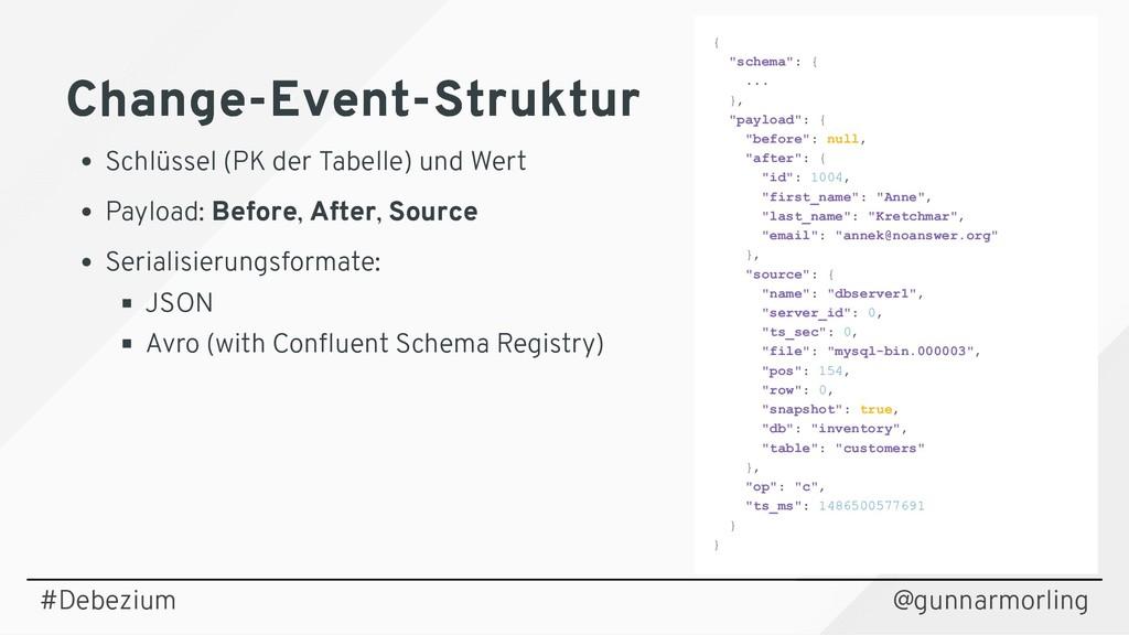 Change-Event-Struktur Change-Event-Struktur Sch...