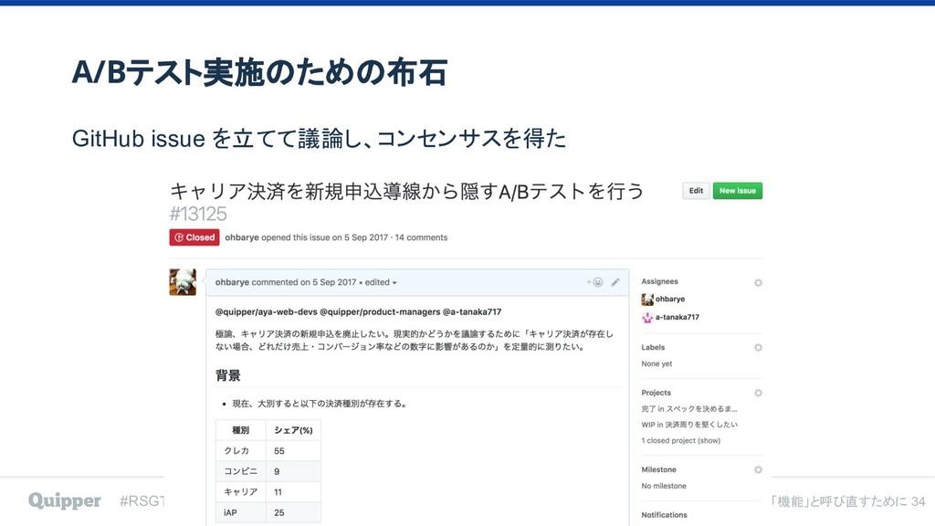 #RSGT2019 プロダクトの「負債」を「機能」と呼び直すために GitHub issue ...