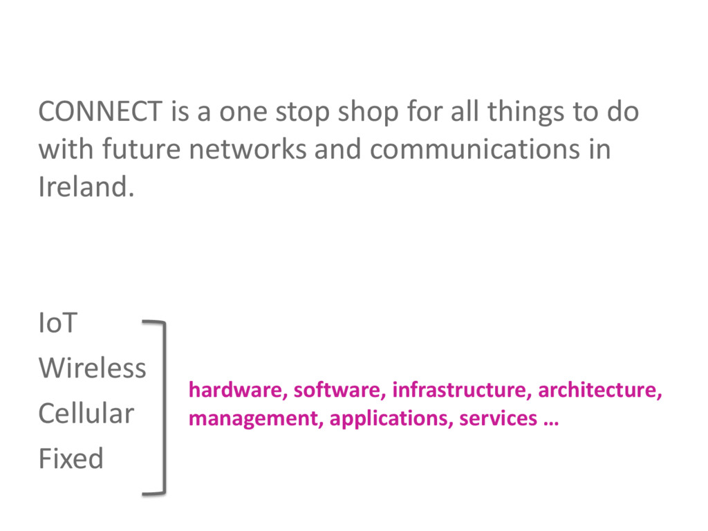 CONNECT is a one stop shop for all things to do...
